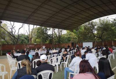 Proyecto de distritación de Coratei es presentado a parlamentarios