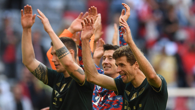 Bayern Múnich propina una tremenda goleada al Bochum