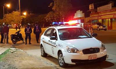 Policía detiene a cuatro personas con orden de captura pendientes