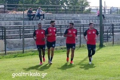 Un club griego de la segunda división se refuerza con ¡4 paraguayos!