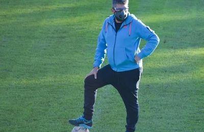 """Ovelar: """"Queremos ser campeones para ir a la Sudamericana"""""""