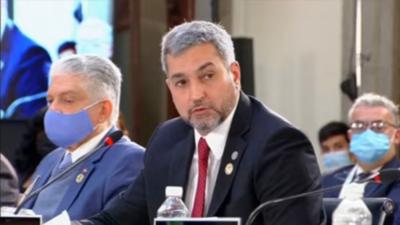 Abdo cuestiona desigual acceso a vacunas en Cumbre de Celac