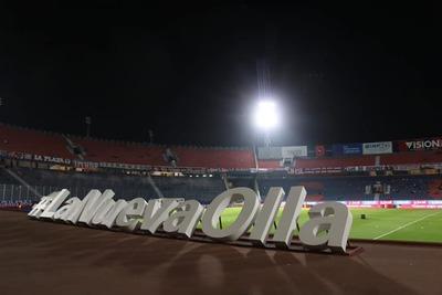 Alrededor de 5.000 personas vibrarán en La Nueva Olla con el partidazo Cerro vs. Guaraní
