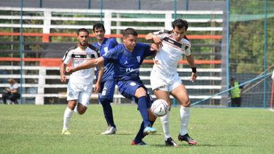 Resumen del partido General Díaz 0-2 Sportivo Ameliano