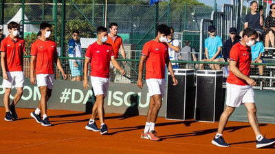 Paraguay no puede con Eslovenia en Copa Davis