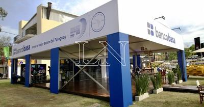 La Nación / Banco Basa se hace presente en la Expo Ganadera con nuevos productos