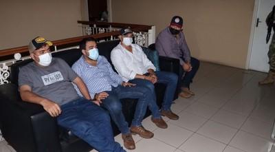 Fiscales imputan a 7 detenidos en relación a mega carga de drogas