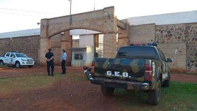 Menor quiso entrar con cedulaajena a la privada de penal de Itapúa