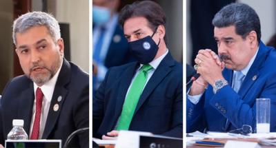 Paraguay y Uruguay desconocen gobierno de Venezuela; Maduro los reta a debatir sobre democracia