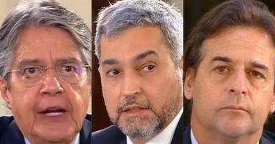 La Nación / Ecuador, Uruguay y Paraguay critican regímenes autoritarios en la Celac