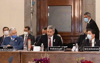 Paraguay ratifica decisión de seguir fortaleciendo a la Celac y a la OEA