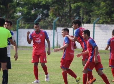 Atlético Juventud se alzó con la victoria
