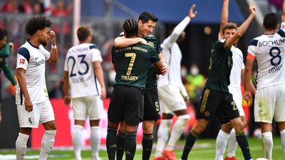 Bayern vuelve a golear y Lewandowski alcanza un nuevo récord
