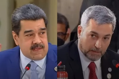 Maduro desafía a Abdo Benítez en Cumbre de Celac