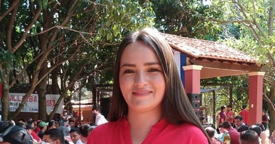 La Nación / Desmarcar a Arroyito como una zona roja, es el desafío de una joven candidata