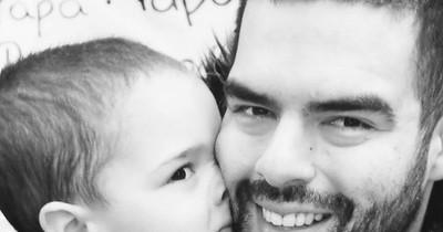 """La Nación / Jorge """"Chipi"""" Vera celebra los 4 años de su hijo Gonza"""
