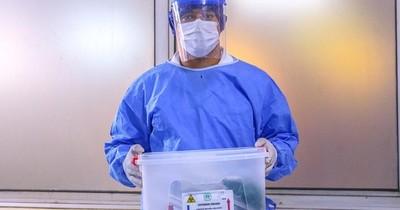 La Nación / Salud reporta 42 nuevos contagios y 3 fallecidos por COVID-19