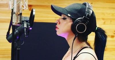 La Nación / ¿Te imaginás a Romonita Vera cantando rock? Escuchá Vértigo, su nueva canción