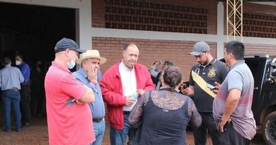 La Nación / Afara debate en Itapúa las penas a invasores de propiedades privadas