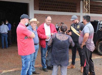 Afara debate en Itapúa las penas a invasores de propiedades privadas