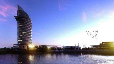 Zona franca de Chaco'i incluye  lujosa torre de  19 pisos para 1.500 personas