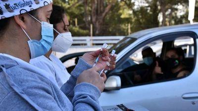 Salud espera revertir esta semana la poca asistencia de jóvenes