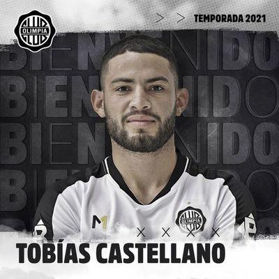 Olimpia: Castellano sustituye a Salcedo