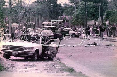 Asesinato de Somoza fue un castigo para los paraguayos