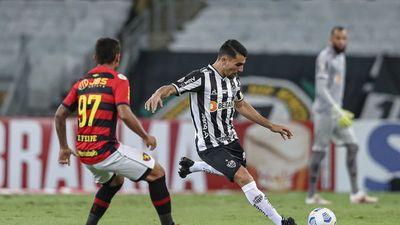 El Atlético Mineiro de Junior Alonso sigue imparable