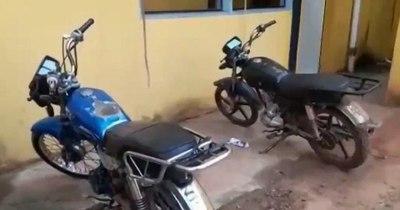 La Nación / Detienen a dos malvivientes que se dedicaban a robar motos en San Estanislao