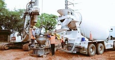 La Nación / Esta semana se iniciará el traslado de columnas de tendido eléctrico en Tres Bocas