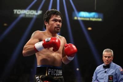 Boxeador Manny Pacquiao aspirará a la presidencia en Filipinas
