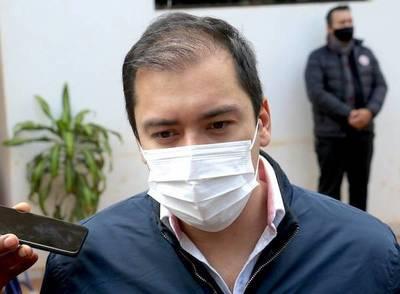 """Ante pruebas de negociados durante la pandemia, Prieto se defiende diciendo que es """"perseguido político"""" de Cartes"""