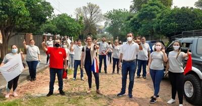 La Nación / Candidata a concejal espera desterrar al clan liberal de Ñemby