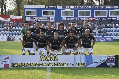 Deportivo Itapuénse gana la final del Nacional B y jugará por un lugar en la Intermedia