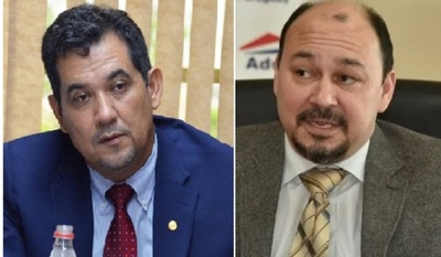 Fuego cruzado entre senador y director de Aduanas se traslada mañana al Senado
