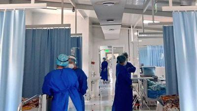 Salud reporta 2 fallecidos y 28 contagios