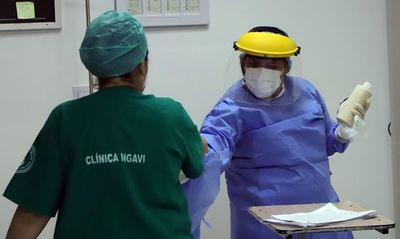 Covid-19: reportan dos muertes y 28 nuevos casos positivos en Paraguay