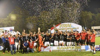 Itapuense es el campeón y va por el cupo a la Intermedia