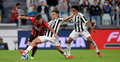La Juventus no puede con el Milan y se hunde en la Serie A