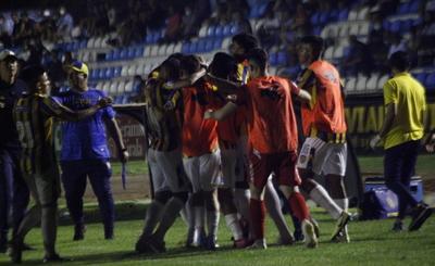 Luqueño consigue un triunfo vital ante Guaireña