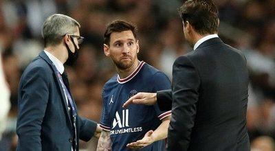 'Es mi decisión'; la explicación de Pochettino por cambiar a Lionel Messi