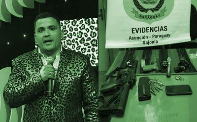 """Detienen al abogado """"leopardo"""" con arma de guerra tras realizar disparos al aire"""