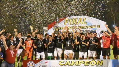 Itapuense  gana el Nacional B y  aguarda rival para ascenso