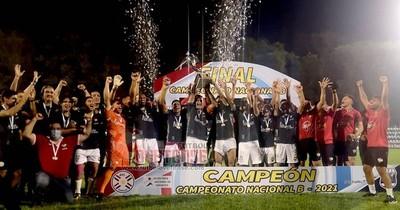 La Nación / Itapuense es flamante campeón