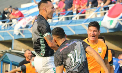 """Deportivo Itapuense doma al """"potro"""" y se corona campeón del Nacional B"""