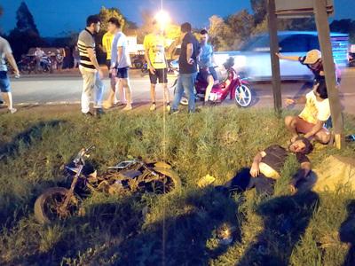 Dos motociclistas pierden la vida en accidentes durante el fin de semana