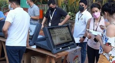 Continúa divulgación de máquinas de votación en todo el país – Prensa 5