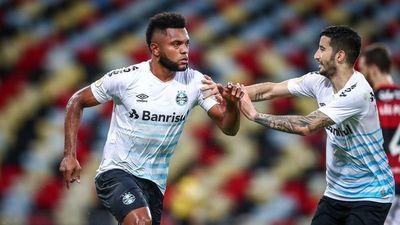 Gremio venció a Flamengo y elogios fueron para Villasanti