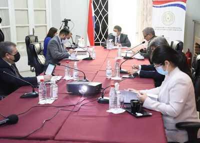 Tribunal de Honor participará en selección de ministros de la CSJ